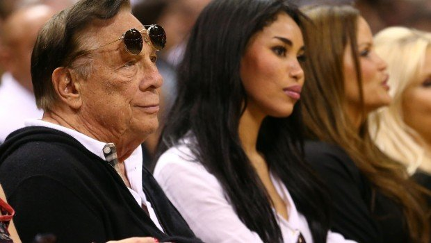 Donald Sterling girlfriend