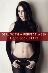 girl with a perfect week 1000