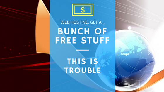 I stumbled upon a rather good deal the other day, and thought I'd share it. Here's how to get free web hosting.