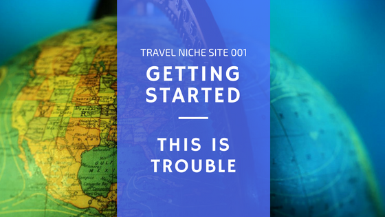 Travel Niche Site