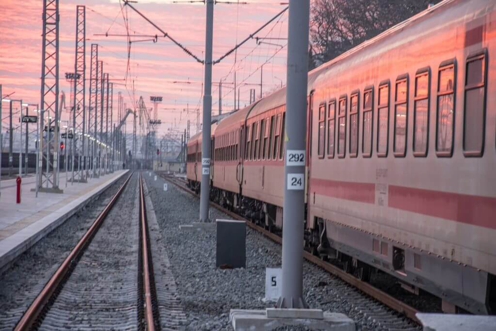 Brief Thoughts on (Eastern) European Train Travel