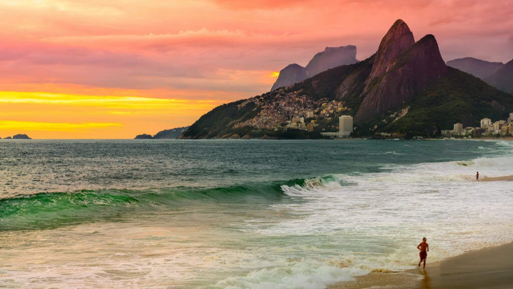 Dating In Brazil: Q&A With A First Time Traveler