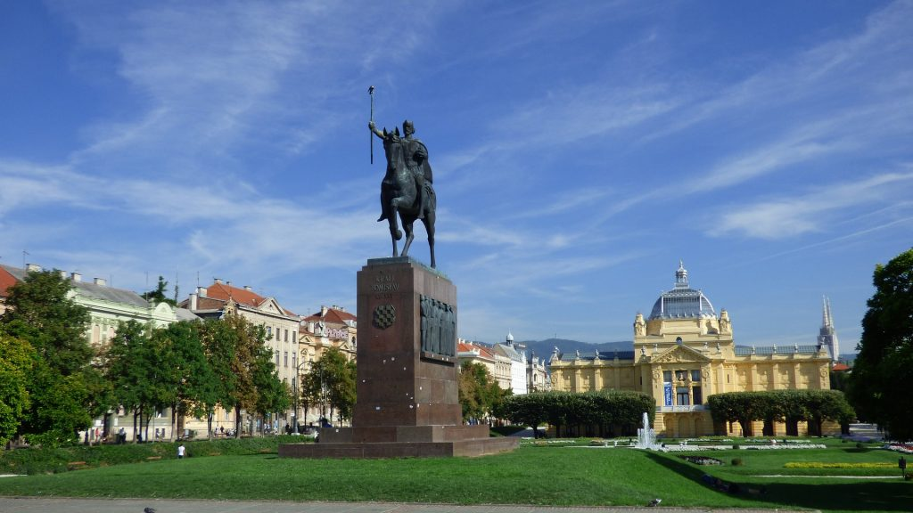 Small Cities, Small Dreams (Thoughts on Zagreb)